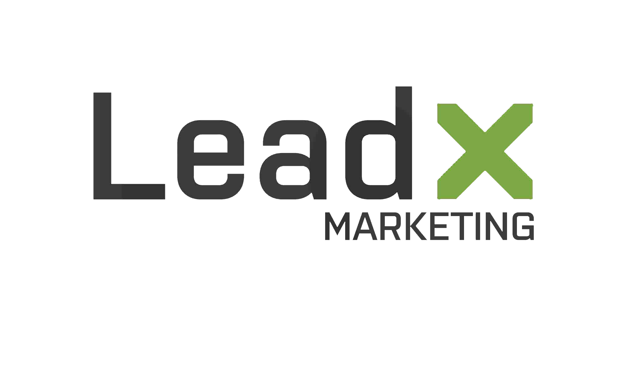 LeadX Marketing Logo